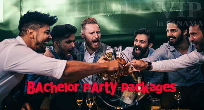 panama bachelor party packages
